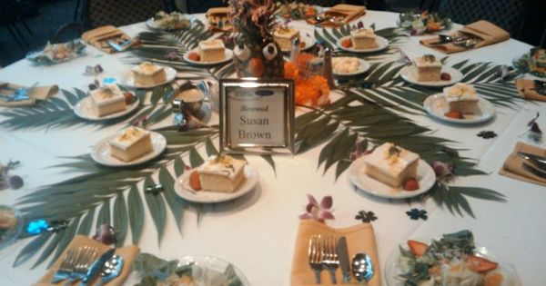 ... Texas Connection, Keller Williams Realty  Centerpieces, Lakes and