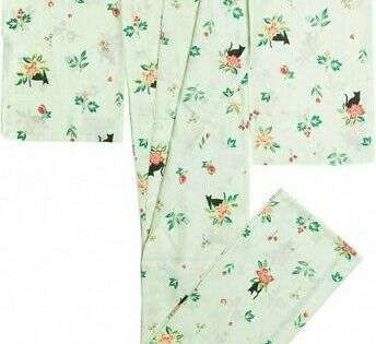 Details about  /Japanese Traditional Women/'s Lined Kimono Komon Pattern 28-Aa Japan Tracking