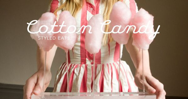 Spin and win: Craft a cotton candy stand for your spun sugared