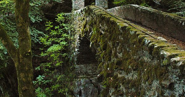 Ancient Stone Bridge Perthshire, Scotland Beautiful Places Photography