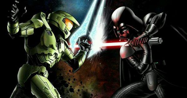 Master Chief vs Darth Vader... who will win?? | Geekery ...