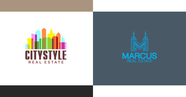 Logo inspiration real estate design pinterest a for Apartment logo inspiration