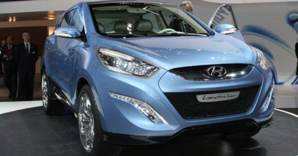 Hyundai Ix 30 Hyundai Hyundai Suv Hyundai Motor