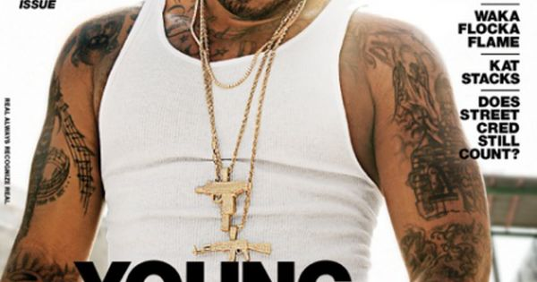 Young jeezy tattoos