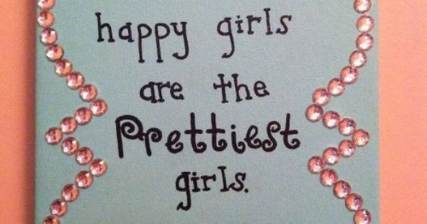 """Happy girls are the prettiest girls"". - Audrey Hepburn ...perfect for a"