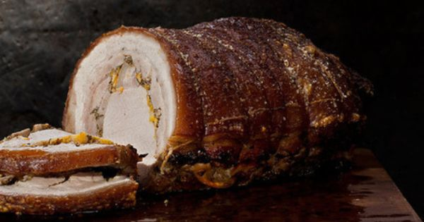 How to Make Porchetta at Home | At Home, Its Ok and How To Make