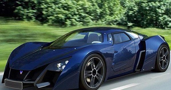 Stunning Marussia B2 | Luxury Car Lifestyle | Pinterest ...