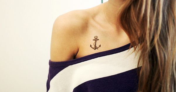 Cute tattoo! Must have :)