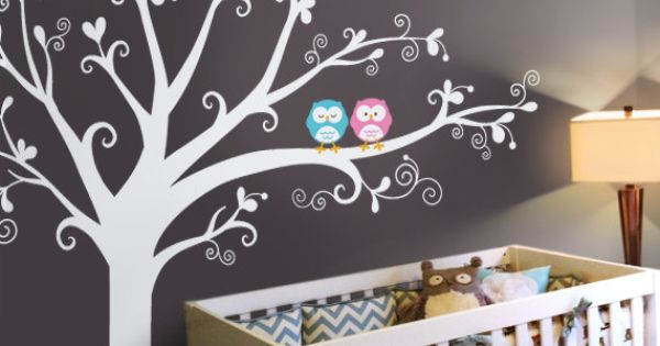 owl nursery decor uk - Google Search