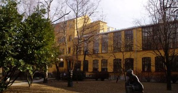 Academy Of Fine Arts Herman Bolle In Courtyard Of Ilica Street After British Square Our Most Influential Architect Left Something For Generations Of Students