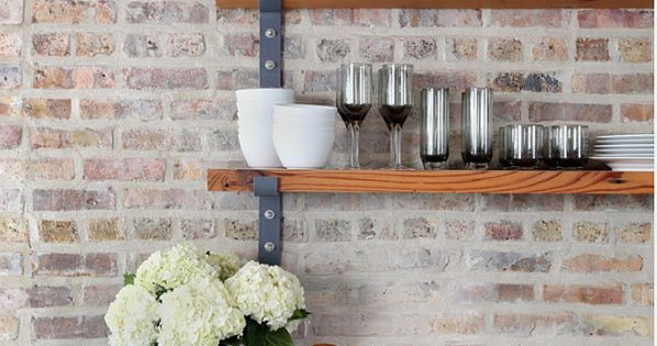 The Pros And Cons Of Open Shelving In The Kitchen: Kitchen. Open Shelves Kitchen Design. Open Shelves Kitchen