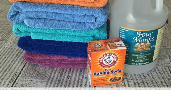 use baking soda and vinegar to bring new life to old and. Black Bedroom Furniture Sets. Home Design Ideas