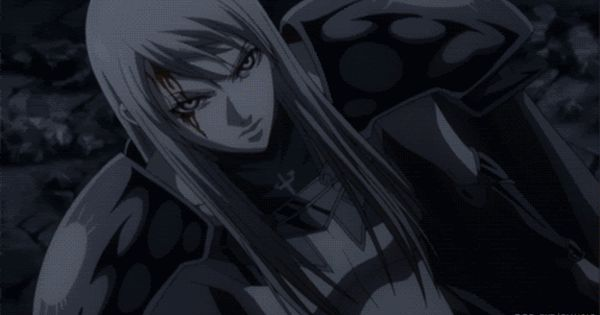 Claymore Galatea