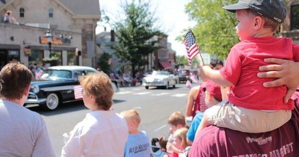 the memorial day parade in washington dc
