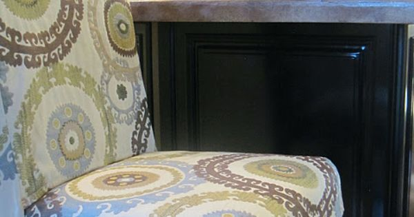 Barstool slip covers Looks like 2 pieces Need for my  : 34bb3fbdf69677c458a63081aa4b9c14 from www.pinterest.com size 600 x 315 jpeg 28kB