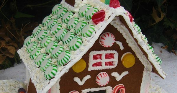 Let S Build A Gingerbread House Song