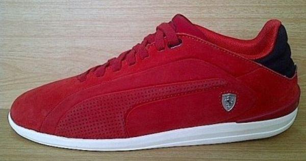 Kode Sepatu Puma Gigante Lo Sf Motorsport Red Ukuran Sepatu 44