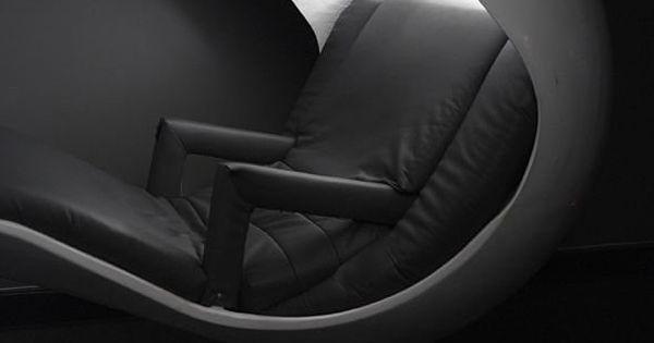 Le fauteuil energypod est optimis pour les siestes au for Fauteuil de sieste