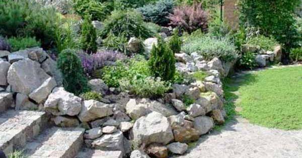 Rock garden design tips 15 rocks garden landscape ideas rock garden design beautiful rocks - Tips using rock landscaping ...
