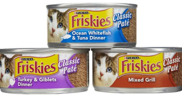 Free Can Of Friskies Cat Food With Printable Petco Coupon Fancy Feast Cat Food Purina Friskies Cat Food