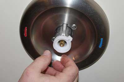 Fixing A Moen Pressure Balanced Shower Valve Moen Shower Shower