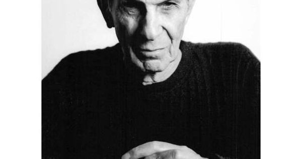 Last Night The Big Bang Theory Paid Tribute To The Late Leonard Nimoy Who Was Most Famous For