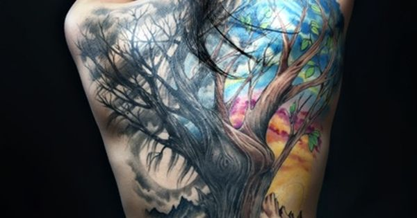 tree tattoos, tree tattoo back and tattoos. tattoo tattoos ink