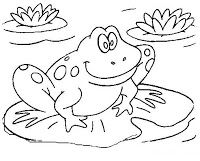 Recursos Y Actividades Para Educacion Infantil Dibujos Para Colorear Ranas Paginas Para Colorear Libro De Colores Dibujos Para Colorear