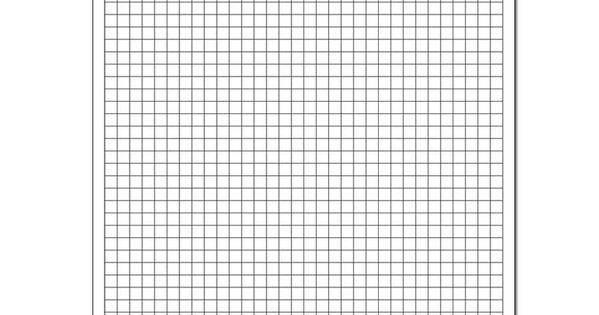 graph paper custom Printable graph paper - fifteen sizes from super tiny to 3/4 of an inch.