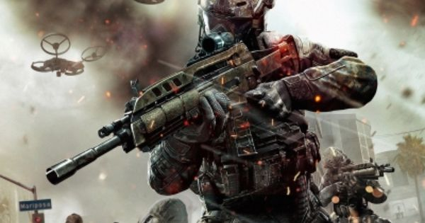 Cod Black Ops 2 Game Hd Wallpaper Wallpaperfx Call Of Duty Black Ops 3 Call Of Duty Black Ops Iii Call Of Duty