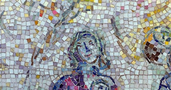 Marc chagall mosaic chicago marc chagall mosaics and for Chagall mural chicago