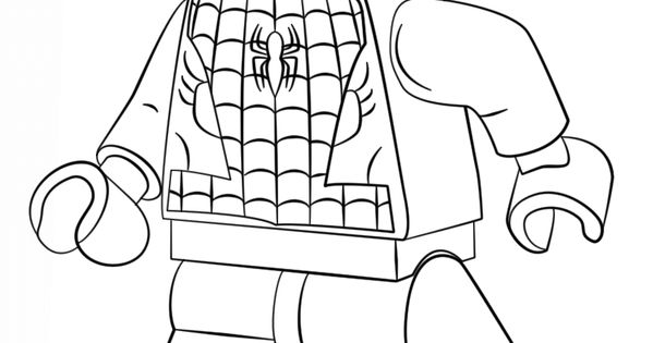Lego Spiderman Ausmalbilder 846 Malvorlage Lego: Lego Spiderman Ausmalbilder Kostenlos 847 Malvorlage Lego