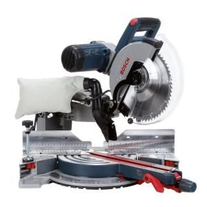 Bosch 15 Amp 12 In Corded Dual Bevel Sliding Glide Miter Saw With 60 Tooth Saw Blade Gcm12sd Sliding Compound Miter Saw Miter Saw Miter Saw Reviews