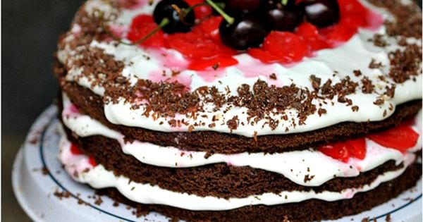 Black Forest Cake Recipes In Marathi: Oktoberfest Recipes