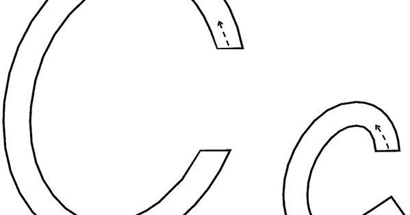 letter c worksheet for handwriting intervention school pinterest worksheets handwriting. Black Bedroom Furniture Sets. Home Design Ideas