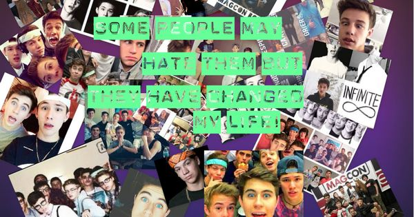i made this collage just for the magcon boys | Magcon, O2L ...