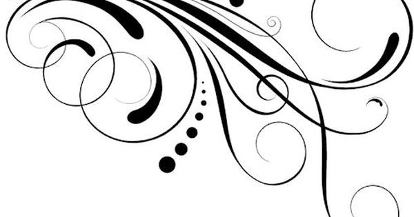 Swirl Dot Embellishment IV Wall Decal Other Artworks