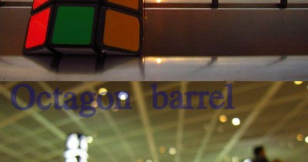 how to solve barrel cube