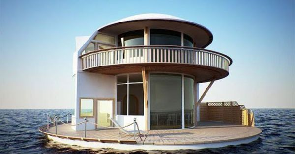 quirky tiny homes | ... House, Floating House, beautiful Floating House, amazing