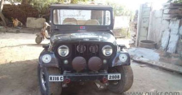 Jeep Mahindra Mm 540 For Sale Jeep Used Cars Monster Trucks
