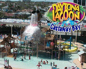 Daytona Lagoon Beach S Most