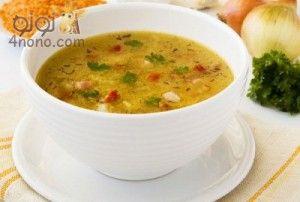 طريقة عمل الشوربة الحارقة للدهون مع نظام غذائى فورنونو Homemade Vegetable Soups Veggie Soup Ham And Lentil Soup