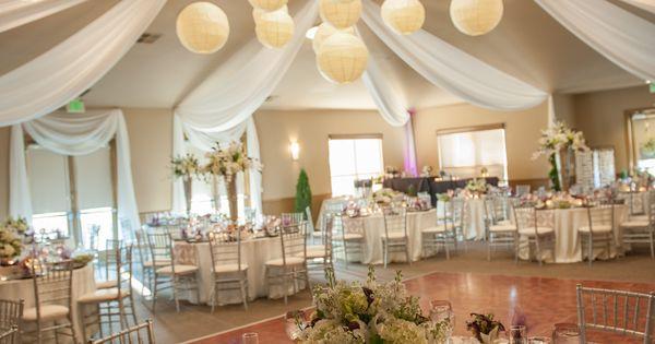 Spanos reserve stockton california champagne and plum for Wedding venues stockton ca