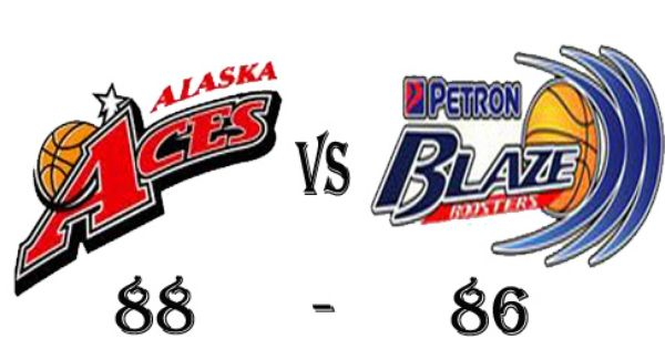 Alaska Aces Win Against Petron Blaze Boosters In 2012 2013 Pba Philippine Cup Elimination Round Alaska Aces Philippine Alaska