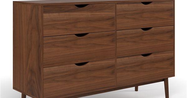 Jones 6 Drawer Dresser Furniture Dressers For Sale Dresser