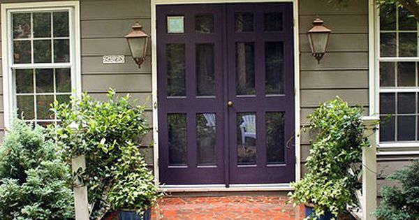How To Clean Your House Exterior Without A Pressure Washer Or Ladder Entry Foyer Pinterest