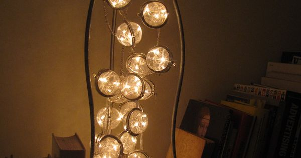 harry potter light idea, tea strainers