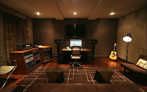 Your Recording Studio Is The Home To Which You Develop