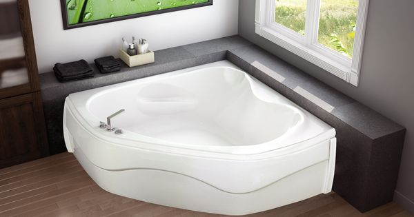 Murmur Corner Bathtub Advanta By Maax Maxx Bath Tubs
