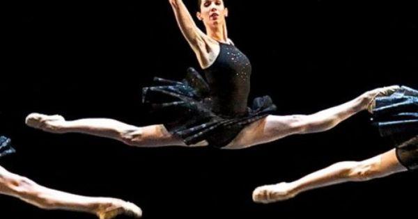 Ballet, stretch